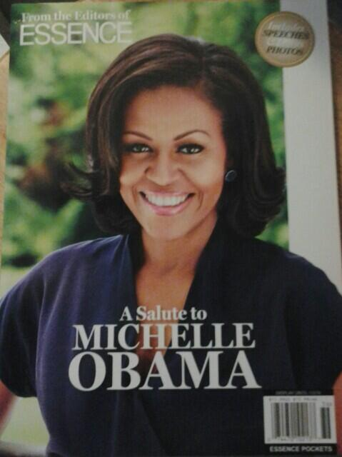 A Salute To Michelle Obama - January 3, 2014 edition