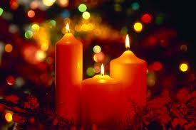 Christmas Candles 47