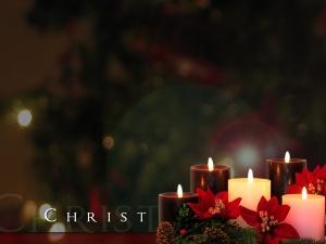 Christmas Candles 51