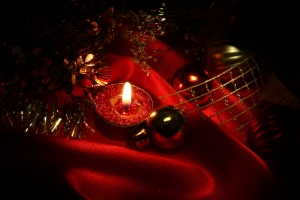Christmas Candles 52