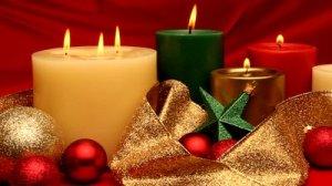 Christmas Candles 55