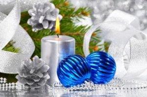 Christmas Candles 56