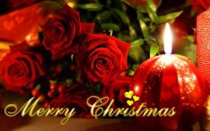 Christmas Candles 64