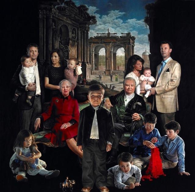 danish-royal-family-portrait