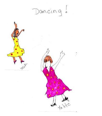 Yahtc dancing