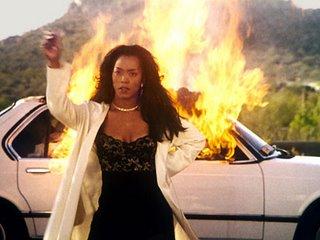 bernadine burns car
