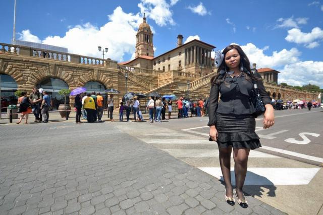 Mandela Lies In State57