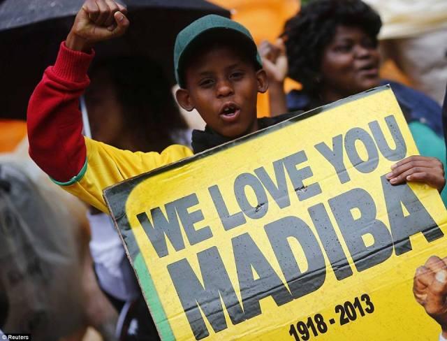 Mandela- We Love You