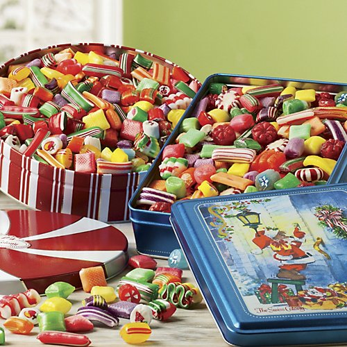 Old Time Christmas Candy