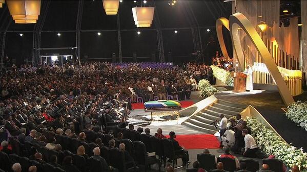 State funeral for Nelson Mandela8