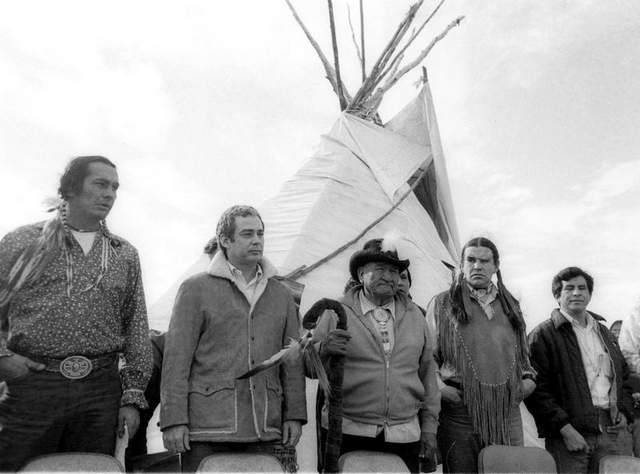 Carter Camp, Native American activist who helped lead Wounded Knee uprising, dies at 72