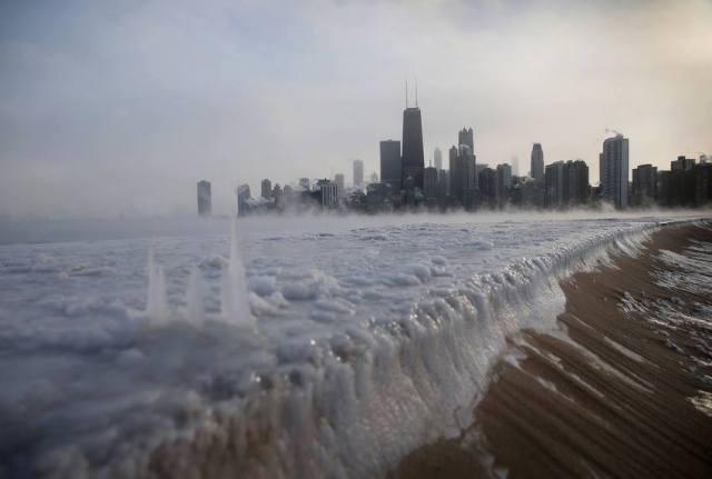 CodeBlack- Chicago frozen.