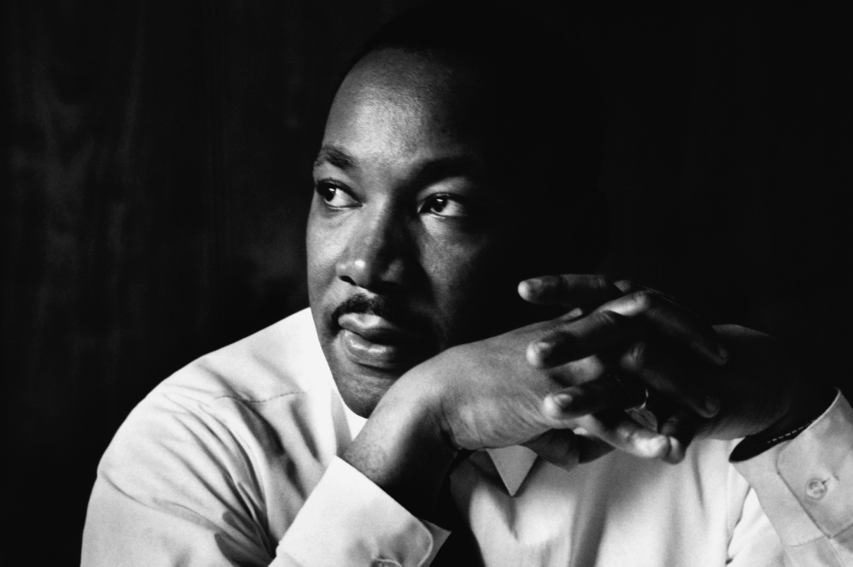 MLK: A Fraud In Fact?