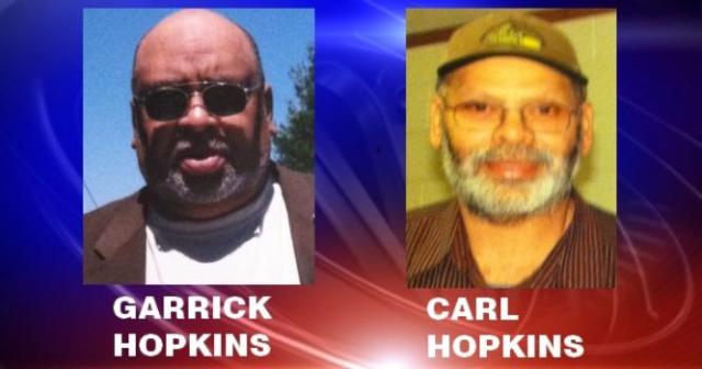 Hopkins brothers shot dead for visting own property