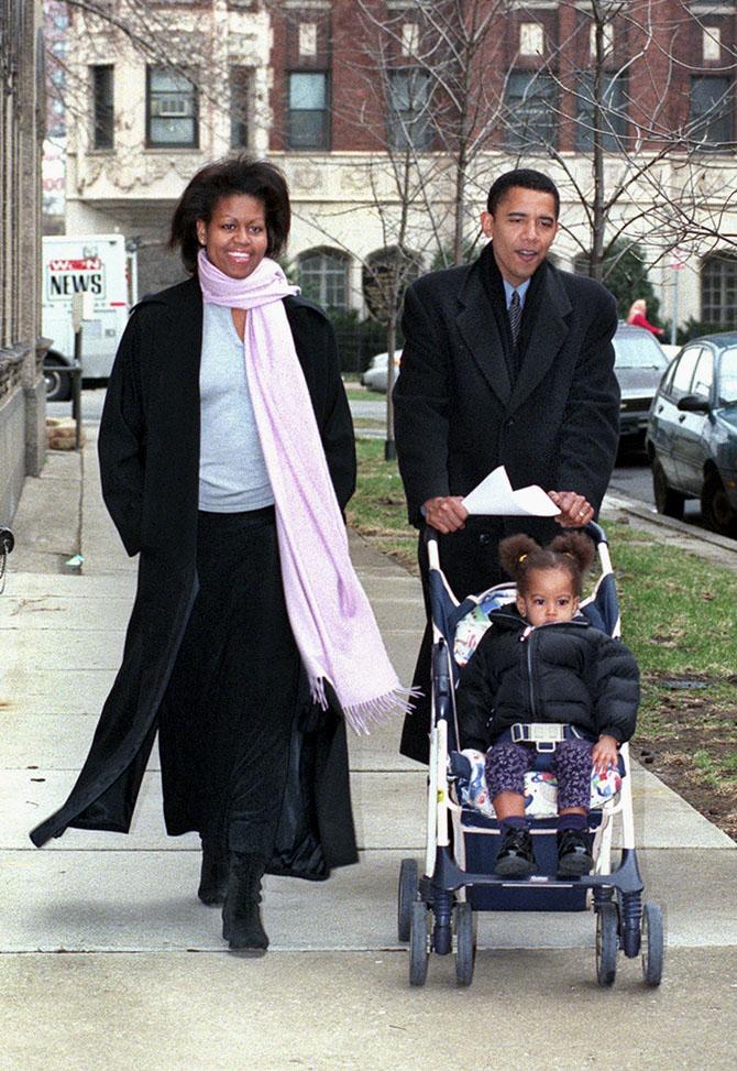 Happy 16th Birthday to First Daughter Malia Ann Obama ...