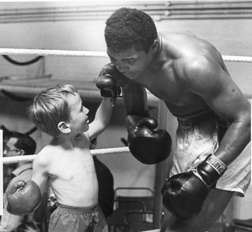 Muhammed Ali Ring Name