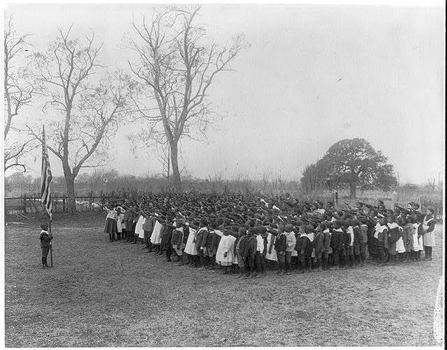 Memorial Day was started by former slaves on May, 1, 1865 in Charleston, SC to honor 257 dead Union Soldiers