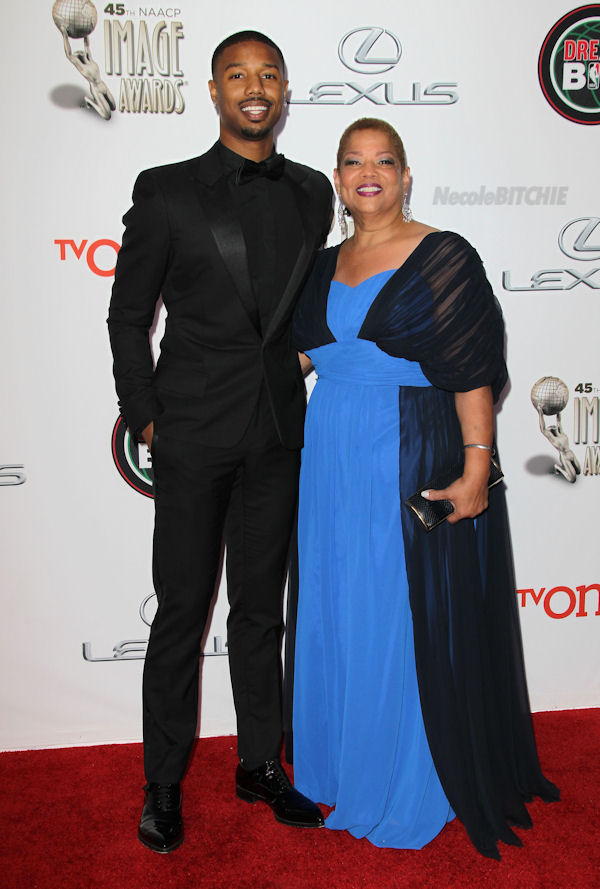 45th NAACP Image Awards Arrivals