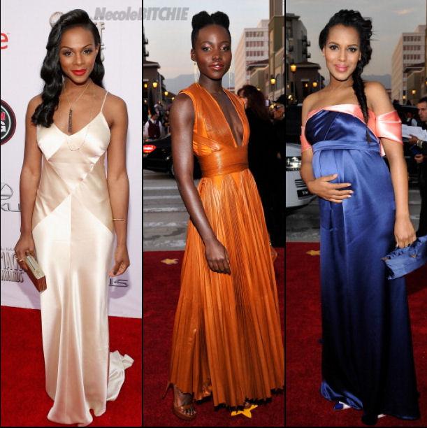 Naomie-Harris-Lupita-Nyongo-Kerry-Washington-at-the-2014-NAACP-Image-Awards