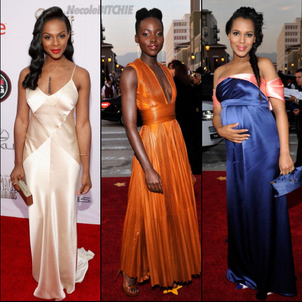 Naomie-Harris-Lupita-Nyongo-Kerry-Washington-at-the-2014-NAACP-Image-Awards