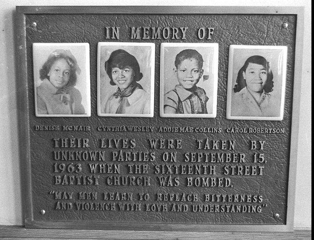 4 little girls 1963