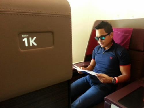 MH370 Crew-Mohd Hazrin Mohamed Hasnan, flight steward.