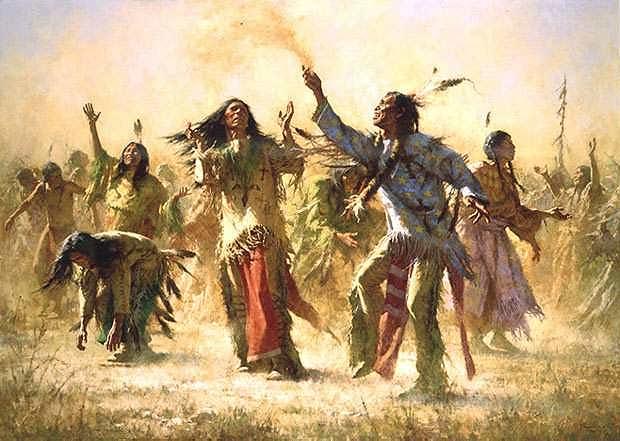 American History Native American Religion