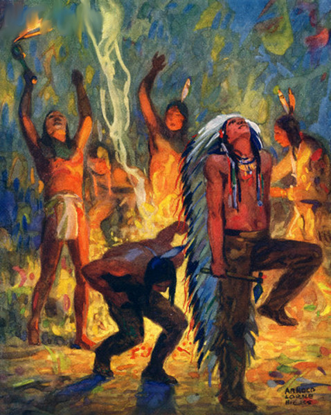 Dancing ritual from india 9