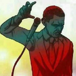 obama drops mic