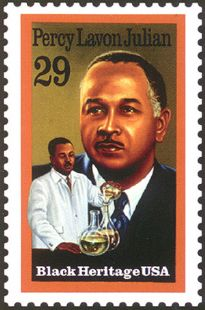 Percy Julian Stamp-205x310