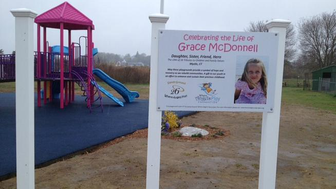 grace mcdonnell playground