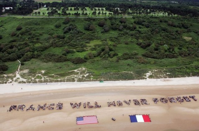 france will never forget