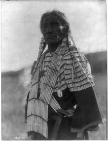 Edward S. Curtis Collection- Slow Bull's wife