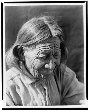 Edward S. Curtis Collection- The ancient Arapaho