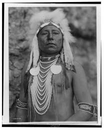 Edward S. Curtis Collection- Which Way