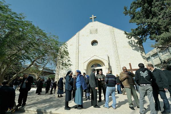 Holy Family Latin Church in Gaza