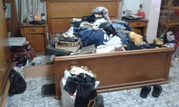 Israeli police ransack Tariq Abu Khdeir family home and arrest relatives in apparent revenge raid