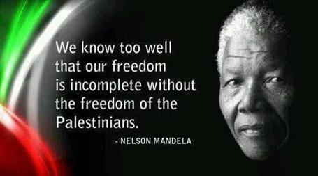 mandela-quote about Palestine