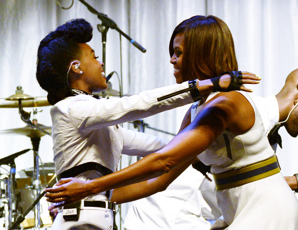 Michelle+Obama+Jane+Ortner+Education+Award+iT6PaLwj31Tl