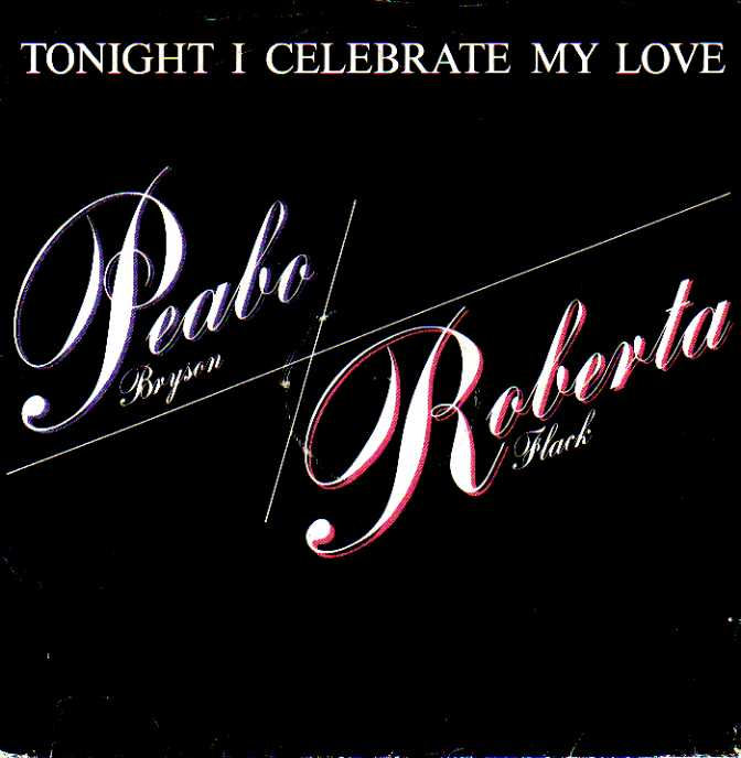 Peabo Bryson / Roberta Flack - Maybe / I Just Came Here To Dance