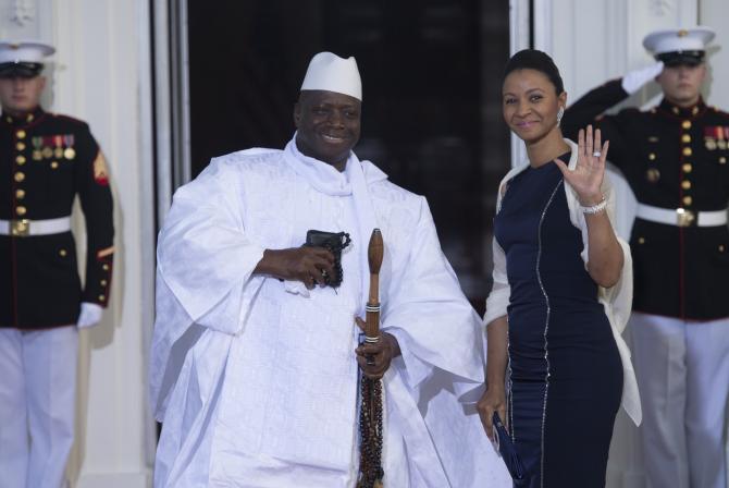 La Gambie refuse tout aide contre sa loi sur l'homosexualité