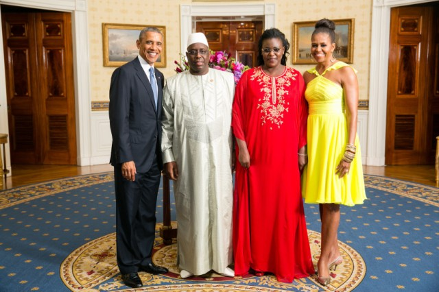 first couple and senegal