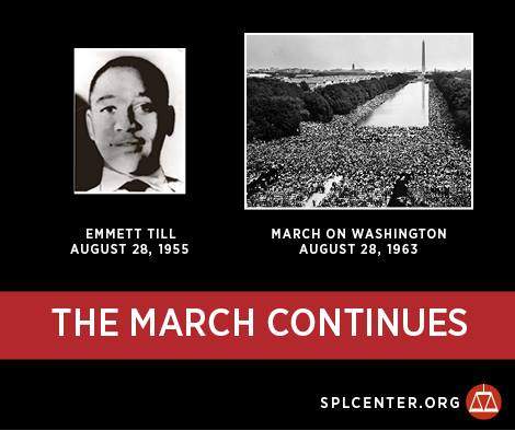The March Continues