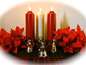 Holiday candles 14