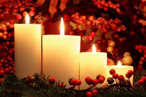 Holiday Candles 26