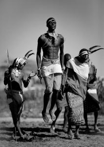 Samburu dance - Kenya