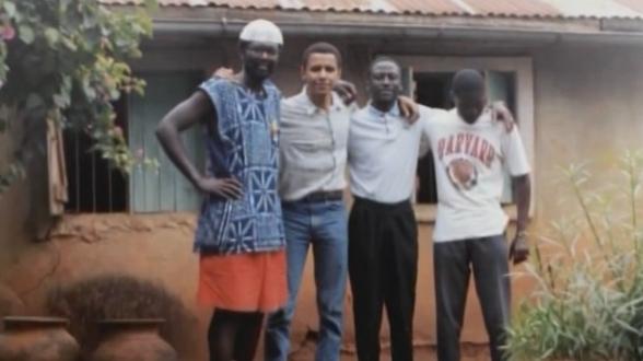 Barack visiting family in Kenya5