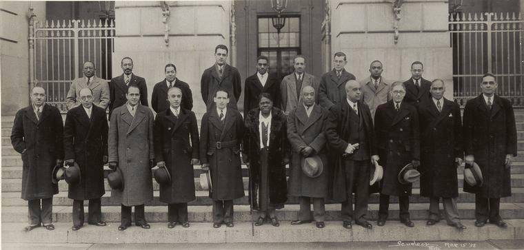 cabinet us history black history black brain trust