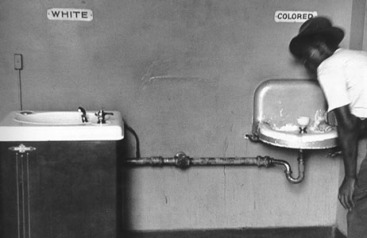 Jim Crow Water Fountains