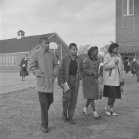 Black History | The Norfolk 17 School Desegregation